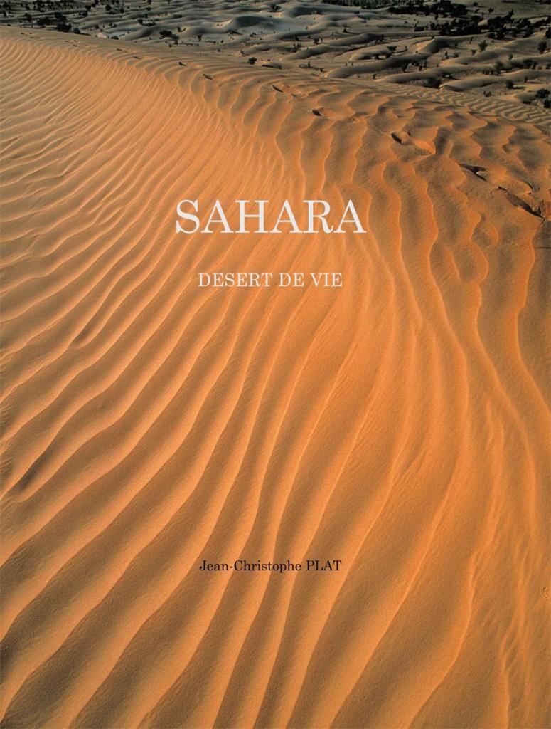 1ère couv sahara desert de vie
